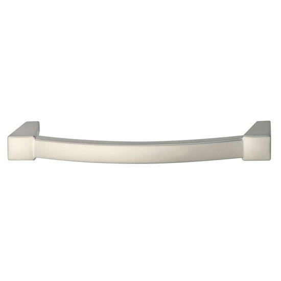 Hafele HA-109.04.604 Modern Curved Handle 143mm (5-11/16'') Wide