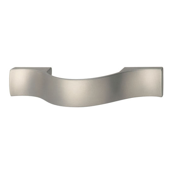 Hafele HA-109.14.600 Modern Arched Handle 118mm (4-3/4'') Wide