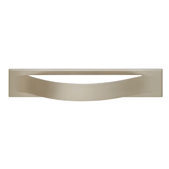 Hafele Modern Curved Handle 124mm (4-15/16'') or 220mm (8-3/4'') Wide