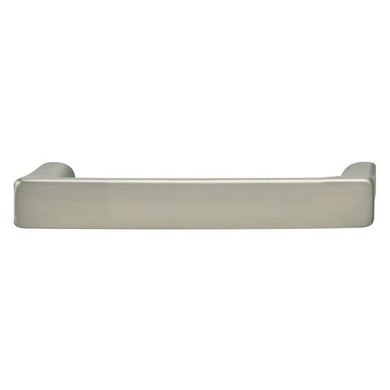 Hafele Bella Italiana Collection Handle in Stainless Steel Look, 111mm W x 24mm D x 10mm H