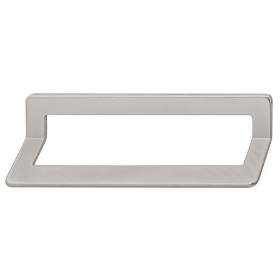 Hafele Bella Italiana Collection Handle in Polished Chrome in Multiple Sizes