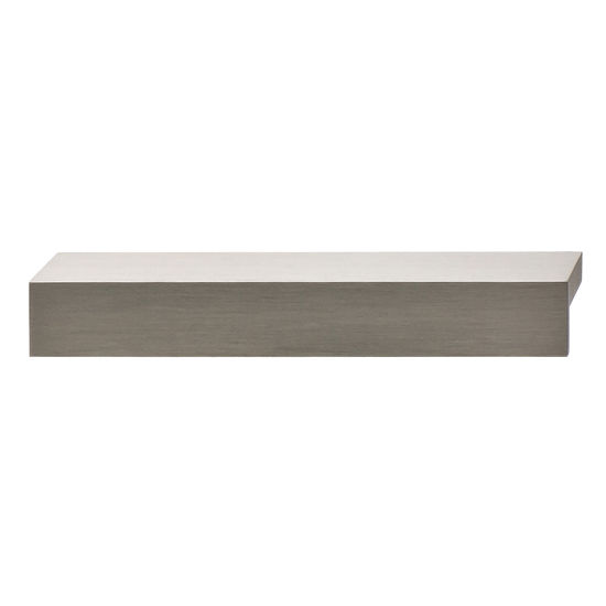 Hafele Westin Collection Handle in Stainless Steel, 136mm W x 25mm D x 8mm H