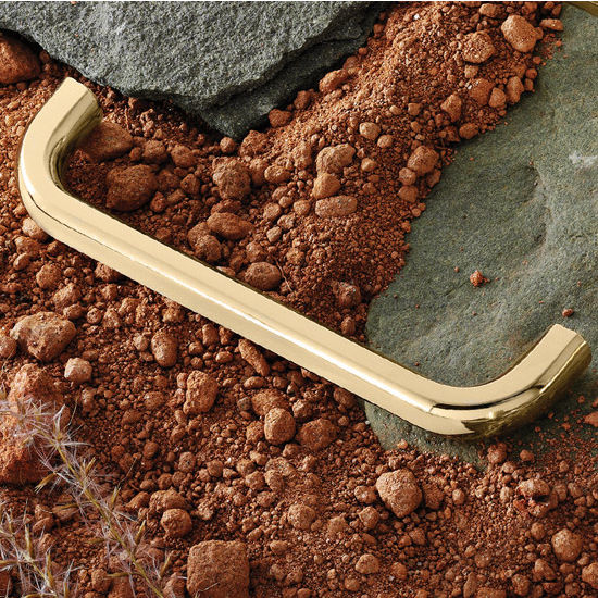 Hafele HA-116.22.834 Modern Handle 104mm (4'') Wide