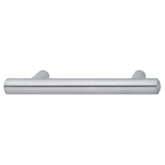 Hafele Stainless Steel Bar Handle 146mm (5-11/16'') to 1202mm (47'') Wide
