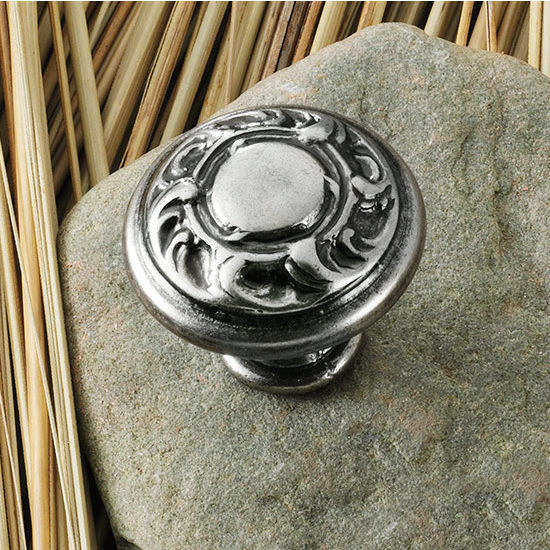 Hafele HA-120.07.902 Traditional Round Knob 30mm (1-1/4'') Diameter