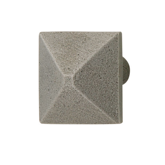 Hafele Prairie Collection Square Knob