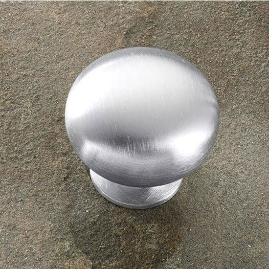 Hafele Modern Mushroom Round Knob 31mm (1-1/4'') Diameter