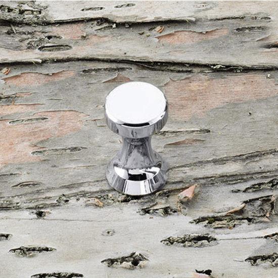 Hafele Modern Round Knob 22mm (1/2'') Diameter