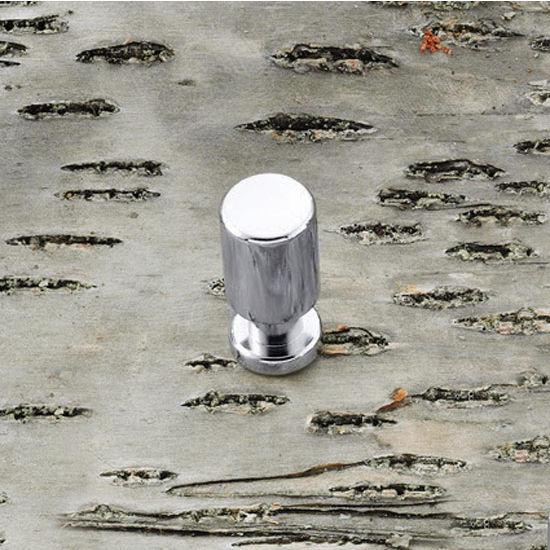 Hafele HA-137.38.200 Modern Round Knob 12mm (1/2'') Diameter