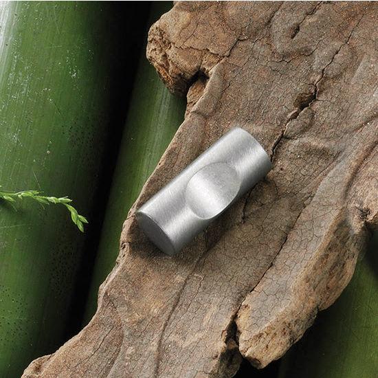 Hafele Modern Round Knob 12mm (1/2'') Diameter