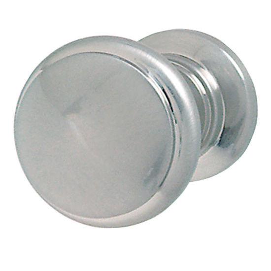 Hafele HA-137.96.600 Modern Round Knob 31mm (1-1/4'') Diameter