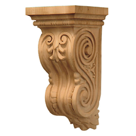 Hafele Artisan Collection Corbel Hand Carved 4 1 2 39 39 W X