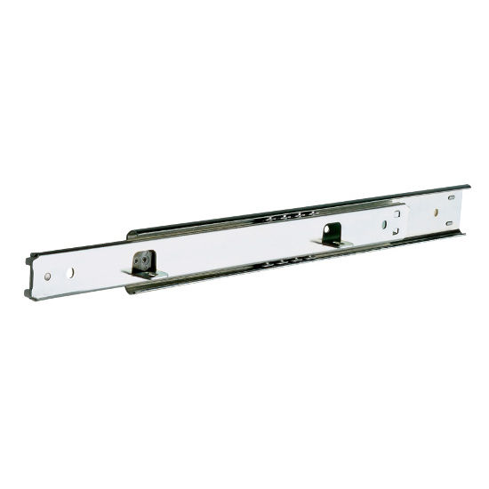 Accuride 2002, 3/4 Extension 18'' - 24'' Side Mounted Two-Way Ball Bearing Drawer Slide