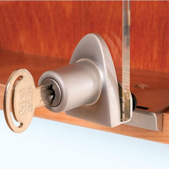 Cabinet Glass Door Lock - Glass Door Ideas