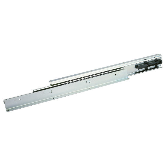 Bottom Heavy Duty Drawer Slides : Accuride full extension top bottom mounted drawer slide