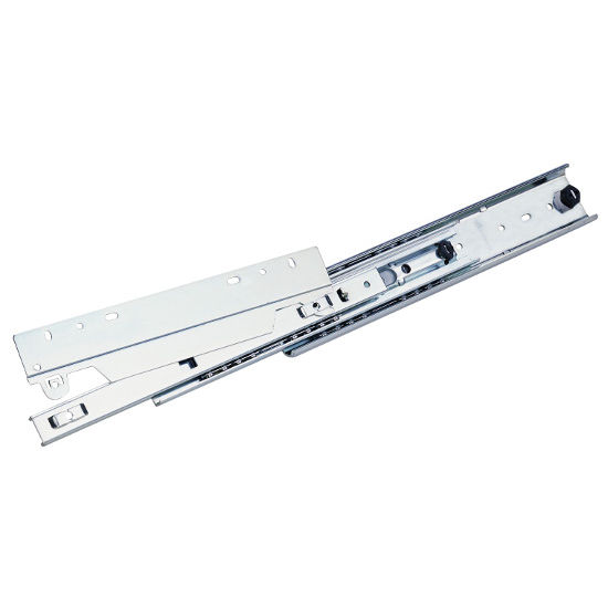 Accuride 1 Overtravel Side Bottom Mount Drawer Slide W Detent In