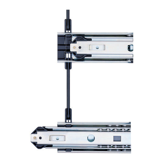 Accuride 3641 1u0027u0027 Overtravel Interlocking Ball Bearing Side Mounted Drawer Slide 16u0027  sc 1 st  KitchenSource.com & Accuride 1u0027u0027 Overtravel Side Mounted Drawer Slide with Interlocking ...