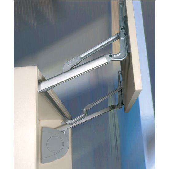 Cabinet Door Lift Up Mechanism : Strato lift up fitting for cabinet doors soft silent