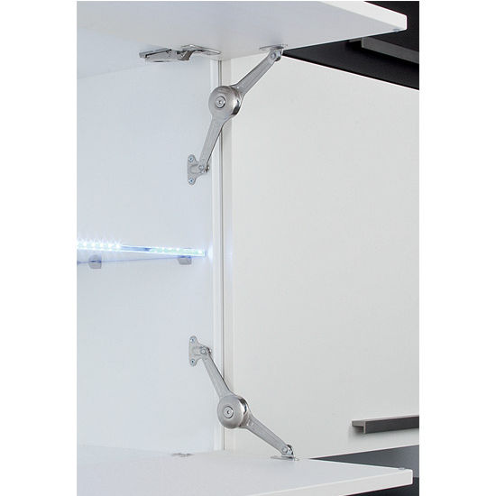 Hafele Duo Series Lift-Up Fitting Lid/Flap Stay Arm
