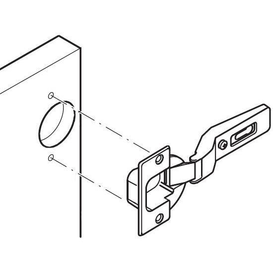 xl slide pocket door system door accessory pack  self