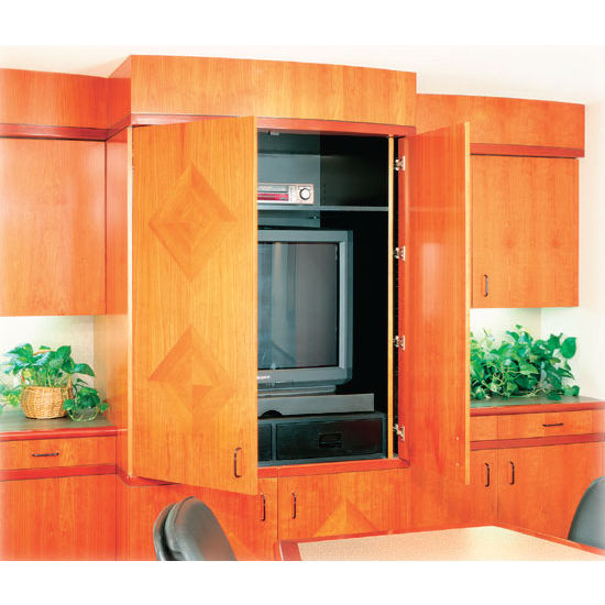 Hafele Pocket Door System - Accuride CB1332 – with 35 mm hinges