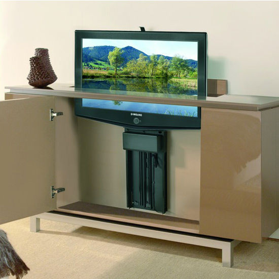 Motorized Tv Lift For Large Flat Panel Screens From 46
