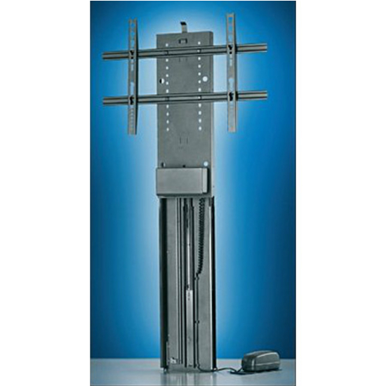 Motorized tv lift for large flat panel screens from 46 for Motorized flat screen tv lift