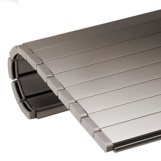 Milano Appliance Garage Kit Aluminum Roller Shutters By