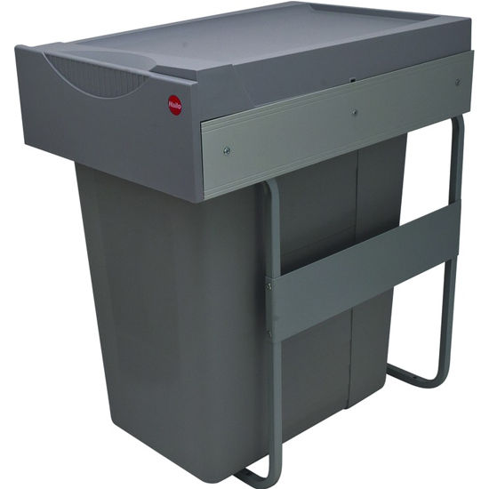 Easy Cargo 40 Pull Out Waste Bins From Hafele