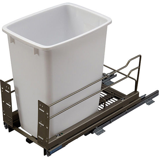 product waste pull haefele single