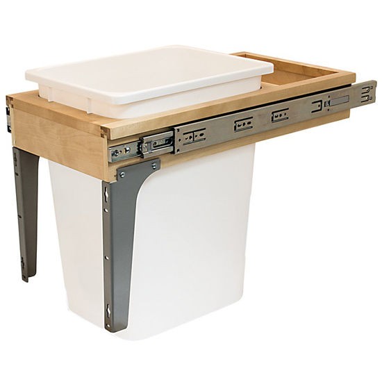 Side Mount Pull-Out Waste Bin