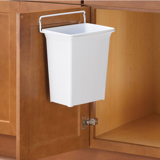 Door Mount Waste Bin