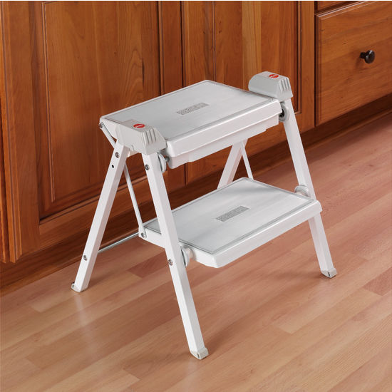 Step Stools Hafele Stepfix Folding Step Stool