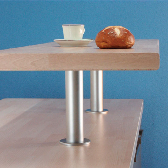 Round Countertop Support