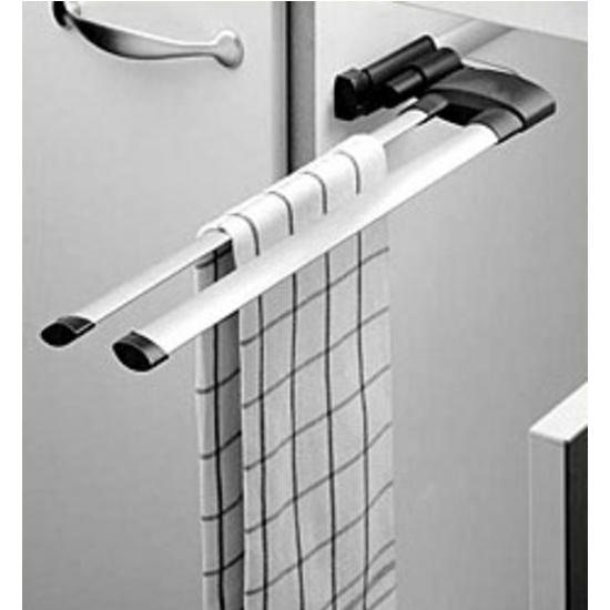 Towel Racks Hafele 2 Bar Or 3 Bar Extendable Towel Racks