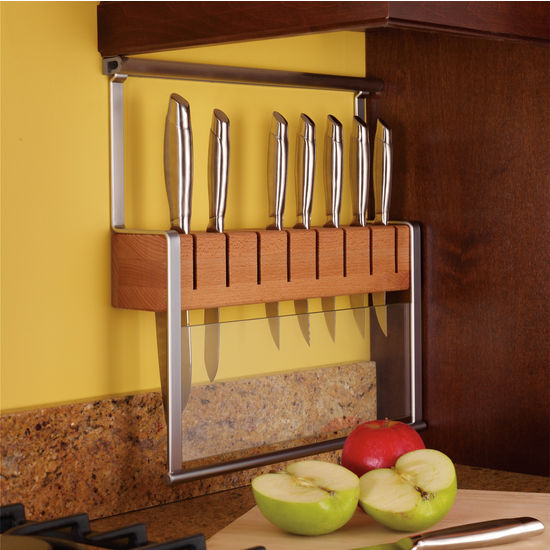 Propri Knife Block Holder for 8 Knives