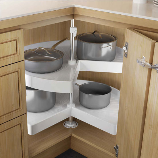 How To Fix Lazy Susan Cabinet Kitchen