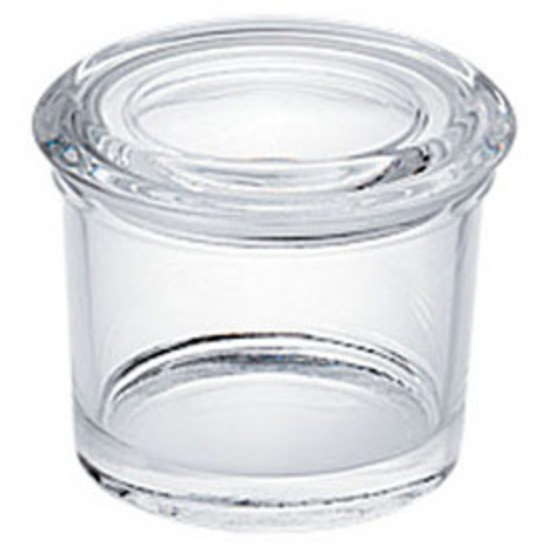Hafele Clear Glass Jar