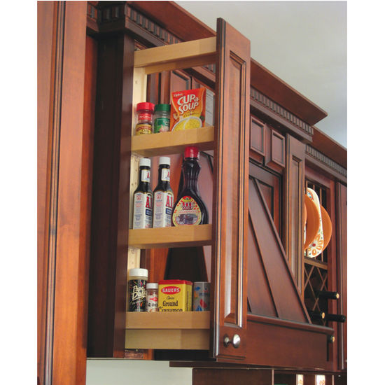 Kitchen Organizers Maple Kitchen Upper Cabinet Wall