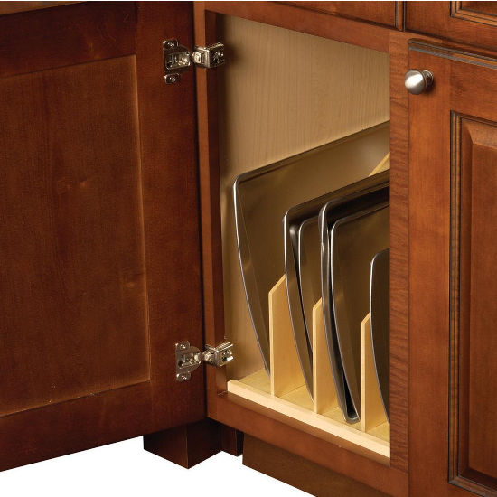 Hafele Maple Vertical Tray Divider