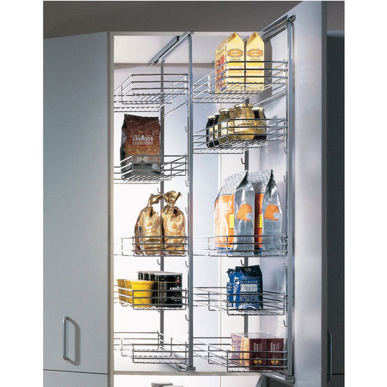 Single Extension Pantry Pull-Out