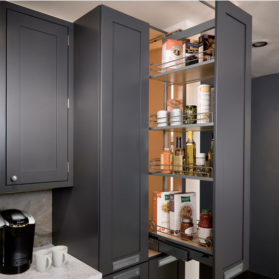 Kitchen Cabinets Pull Out Pantry: Hafele Dispensa Full Extension Pantry