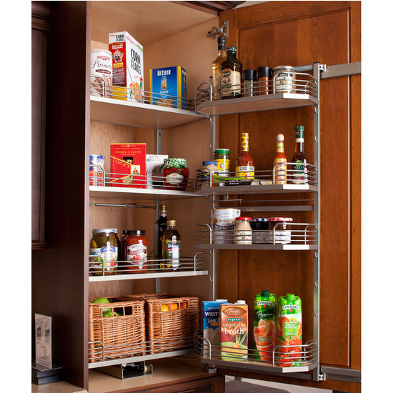 Hafele Tandem Kitchen Chef's Pantry