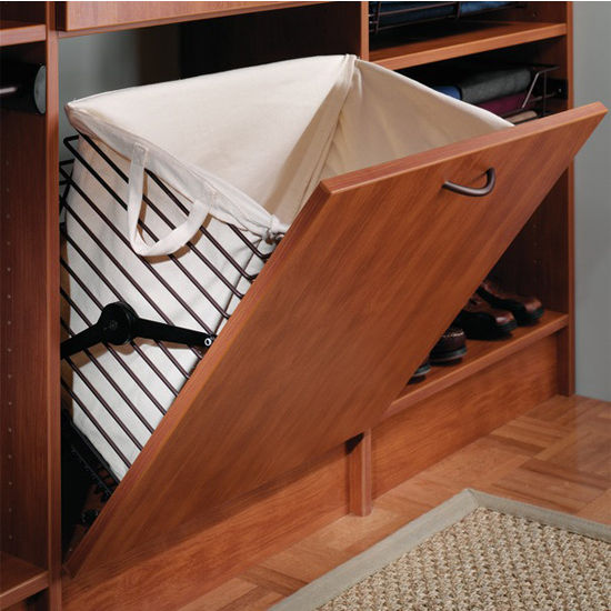 Tilt-Out Laundry Hamper
