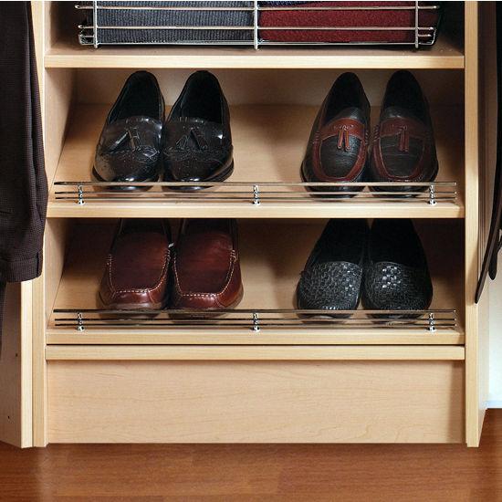 Hafele Synergy Quot Shelf Shoe Rack Fences Kitchensource Com