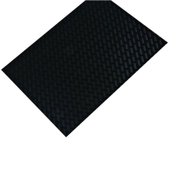Hafele Non-Slip Mat, Weave, Black