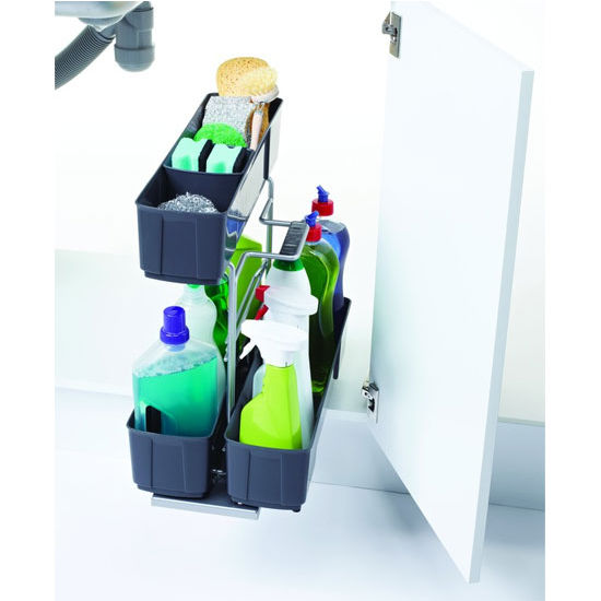 Hafele Base Pull-Out Cleaning Caddy