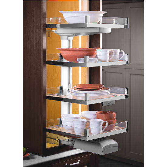 Hafele Kitchen Cabinets: Hafele LAVIDO Pantry Pull-Out, Featuring Soft-Open Soft