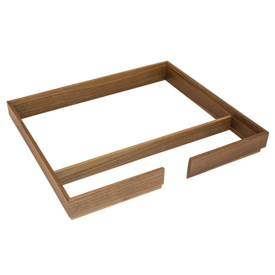 Fineline Lavido Birch Or Walnut Top Tray Tray Frame For Mid