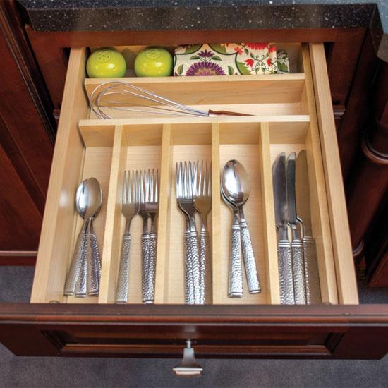 Hafele Cutlery Tray Drawer Insert